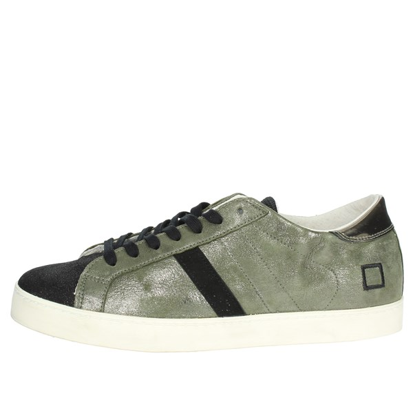 D.a.t.e. Scarpe Donna Sneakers VERDONE HILL LOW-46I*