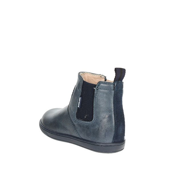 Balducci Shoes Ankle Boots Blue CITA1901