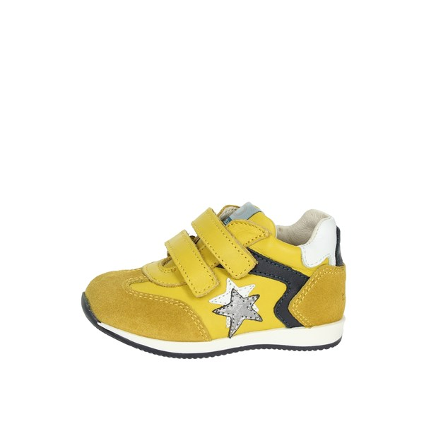 Balducci Shoes Low Sneakers Yellow CSPORT2200