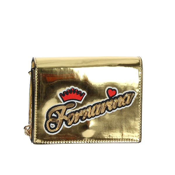 Fornarina Accessories Bags Gold AI18JY623P091