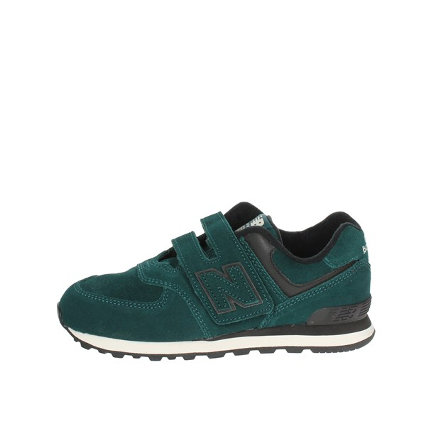 New Balance Shoes Low Sneakers Dark Green YV574EJ