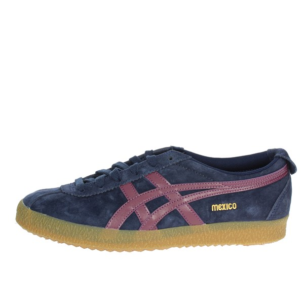 Onitsuka Tiger Shoes Sneakers Blue D6E7L..5833