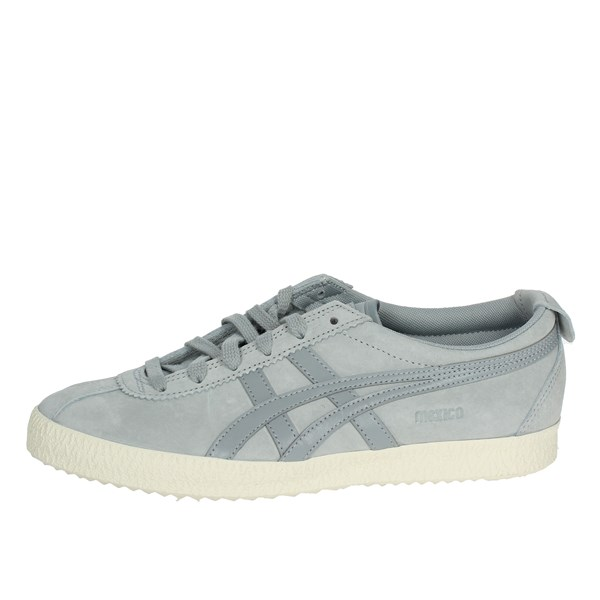 Onitsuka Tiger Shoes Sneakers Grey D6E7L..9696
