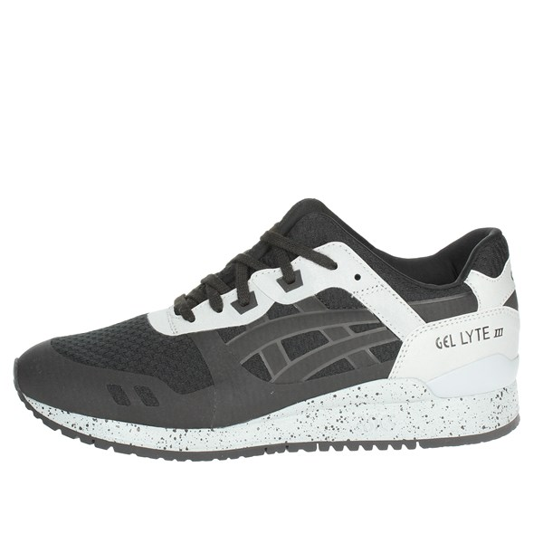 Asics Shoes Low Sneakers Black H7X4N..9090