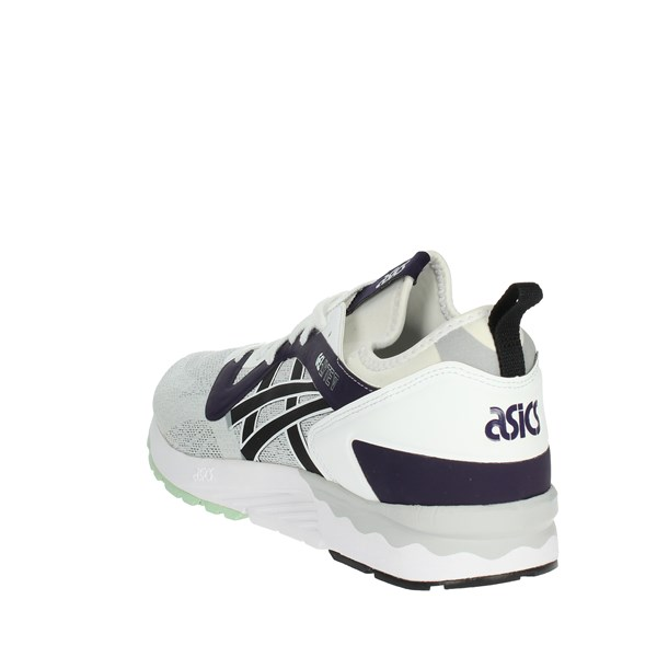<Asics Shoes Low Sneakers White H7NX1Y..0190