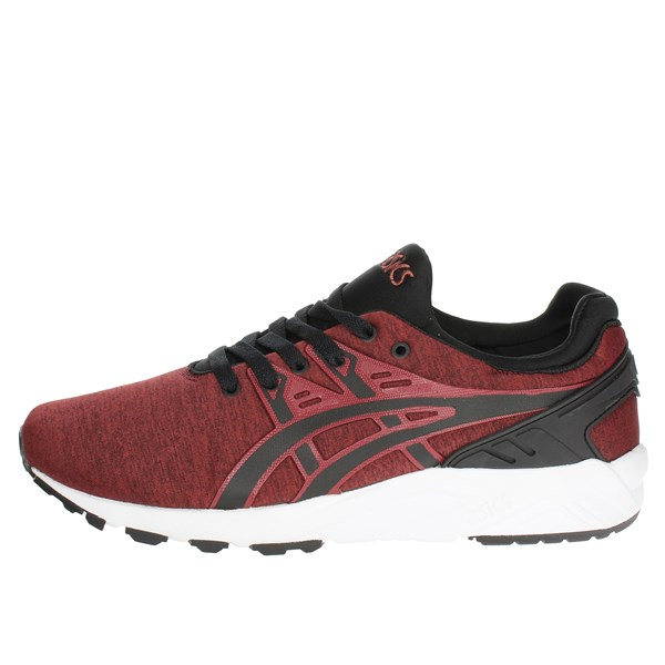 Asics Shoes Low Sneakers Burgundy H7ZVQ..2690