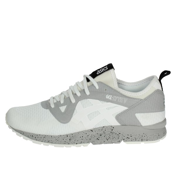 Asics Shoes Low Sneakers White H7X4N..0101