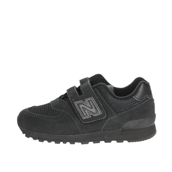 New Balance Shoes Low Sneakers Black YV574TB
