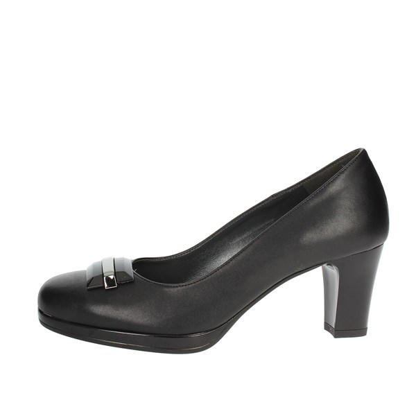 Comart Shoes Heels' Black 482615