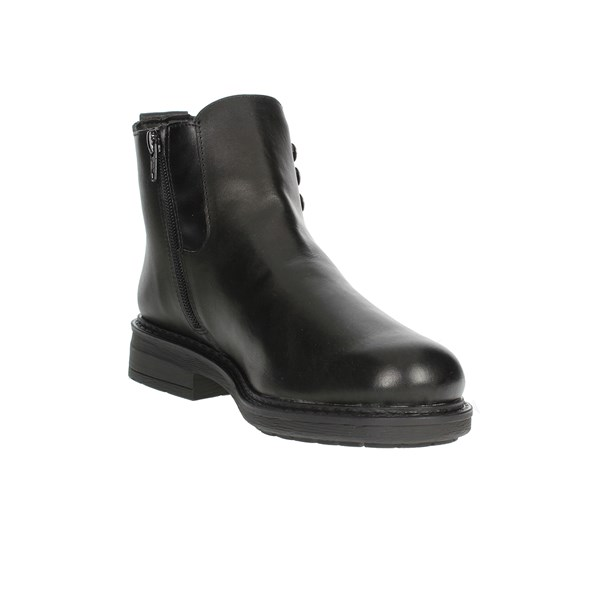 Arlee  Mod Shoes Ankle Boots Black L295