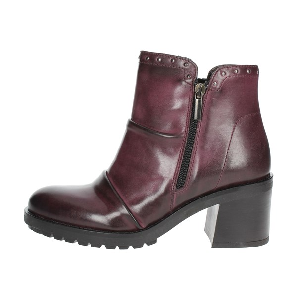 Marko' Shoes boots Burgundy 857020