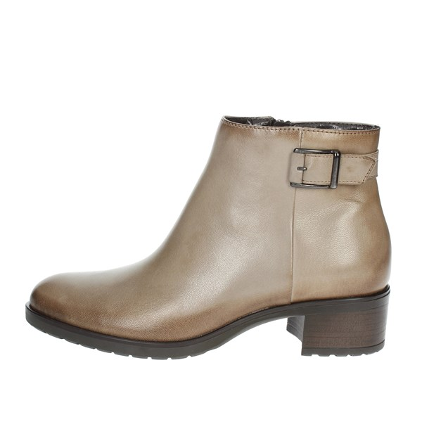 Marko' Shoes Ankle Boots Brown Taupe 854050
