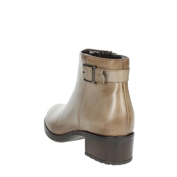 <Marko' Shoes boots Brown Taupe 854050