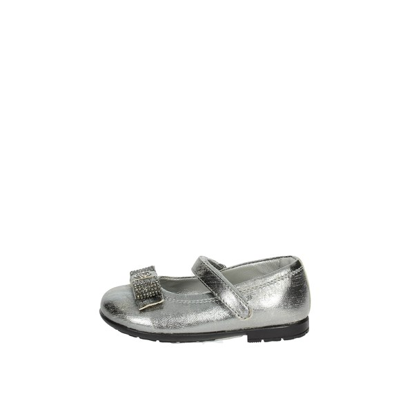 Blumarine  Shoes Ballet Flats Charcoal grey C1011