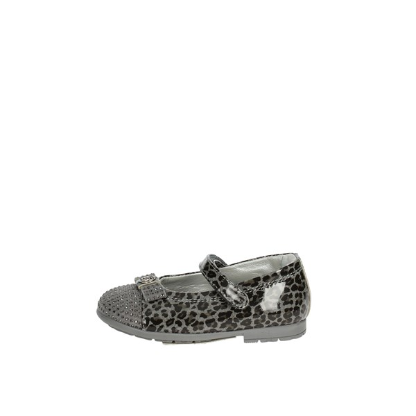 Blumarine  Shoes Ballet Flats Grey C1013