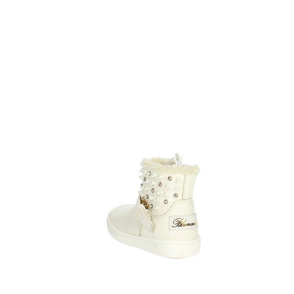 Blumarine  Shoes Ankle Boots Beige A3882