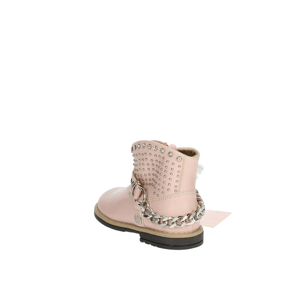 Blumarine  Shoes Ankle Boots Light dusty pink A3213