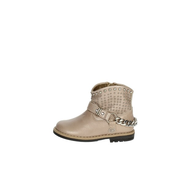 Blumarine  Shoes Ankle Boots myrrh Brown  A3213