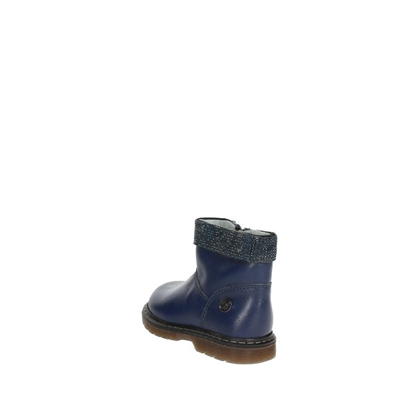Blumarine  Shoes Ankle Boots Blue C1204