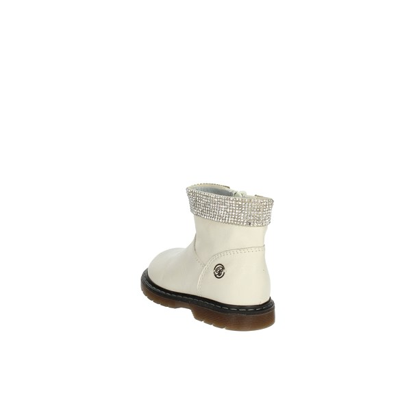 Blumarine  Shoes Ankle Boots Creamy white C2014
