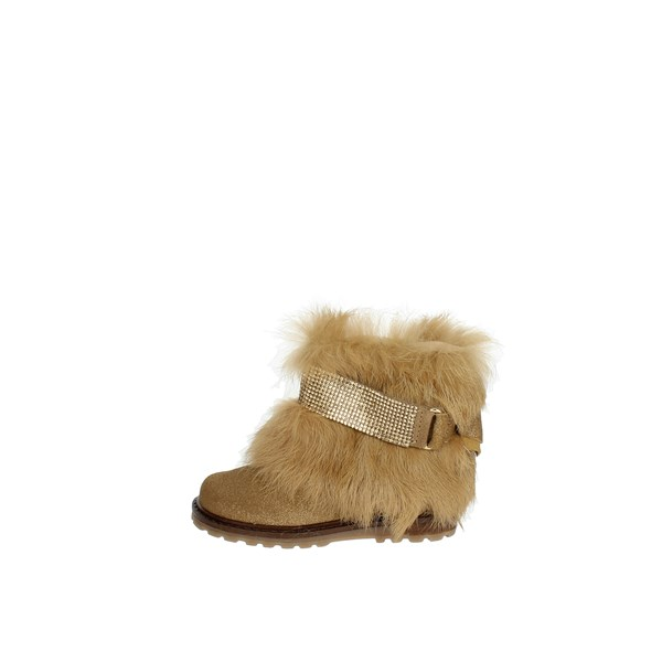 Blumarine  Shoes boots Brown Taupe A3425