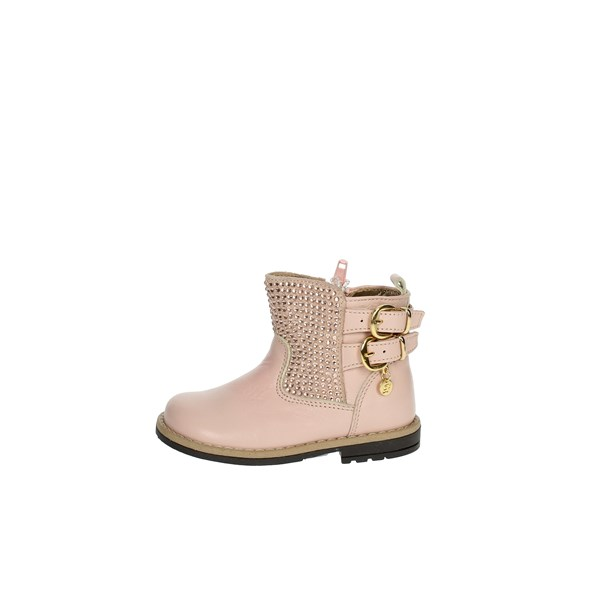 Blumarine  Shoes Ankle Boots Light dusty pink A3217