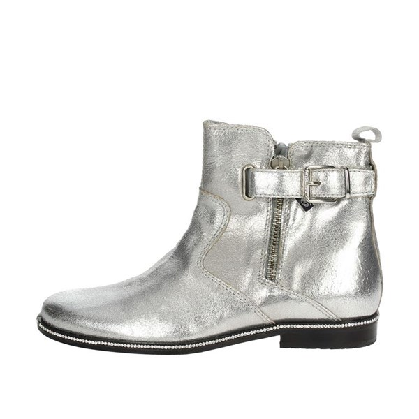 Blumarine  Shoes boots Silver B4271