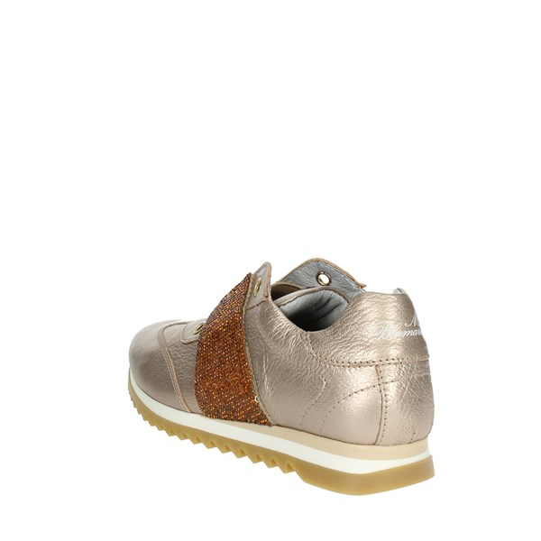 Blumarine  Shoes Sneakers myrrh Brown  D2511