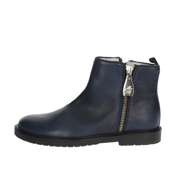 Blumarine  Shoes Ankle Boots Blue D2220