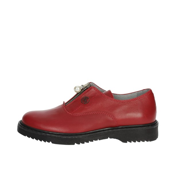 Blumarine  Shoes Brogue Red D2175