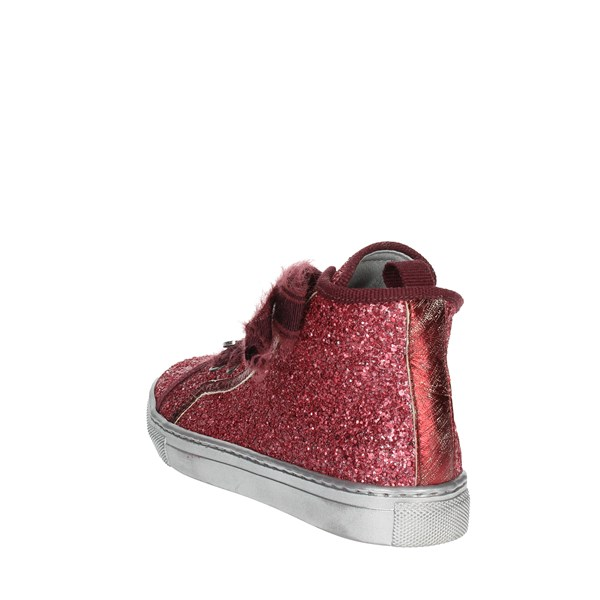 Blumarine  Shoes Sneakers Purple D2743