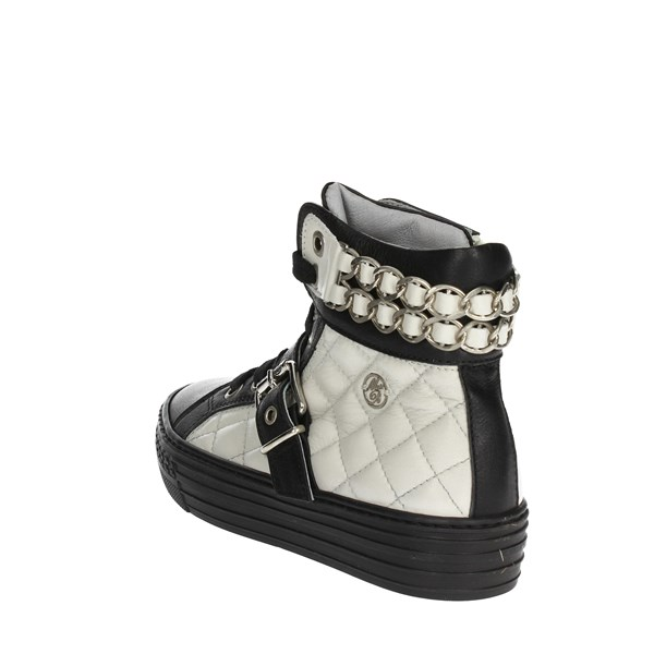 Blumarine  Shoes Sneakers Black D2776