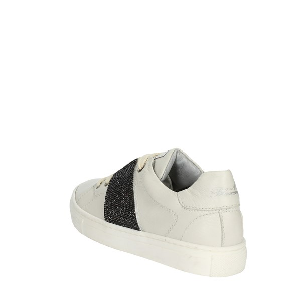 Blumarine  Shoes Sneakers Creamy white D2745
