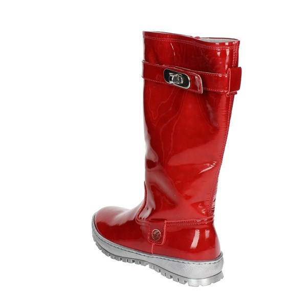 Blumarine  Shoes Boots Red D2697