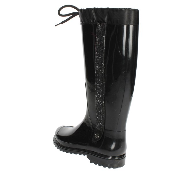 Blumarine  Shoes Boots Black D2837