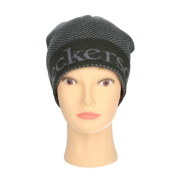 Jeckerson Accessories Beanies Dark Green CAP 01750