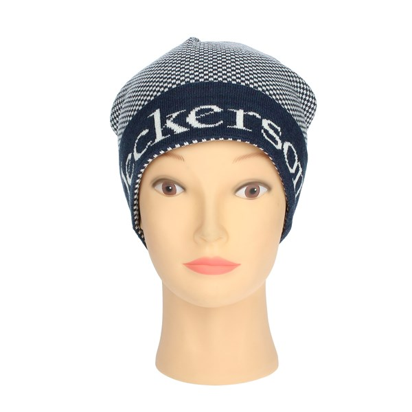 Jeckerson Accessories Hats Blue/White CAP 01750