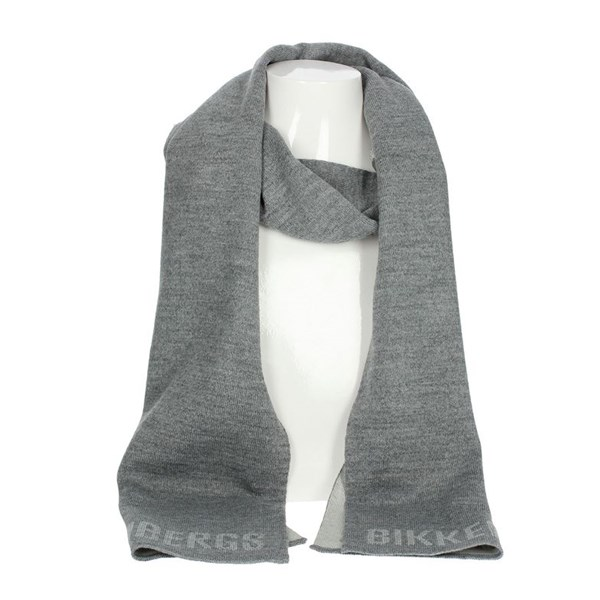 Bikkembergs Accessories Scarves Grey SCR 02630
