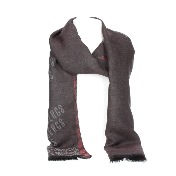 Bikkembergs Accessories Scarves Black DI1 P8102