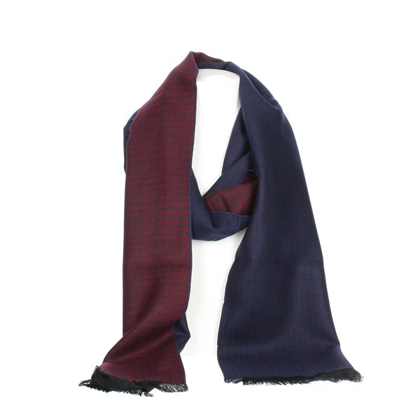 La Martina Accessories Scarves Blue SCR 12181