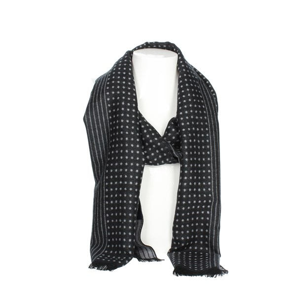 La Martina Accessories Scarves Black SCR 12181