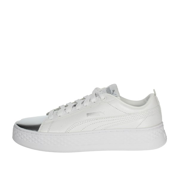 Puma Shoes Low Sneakers White 366927 01