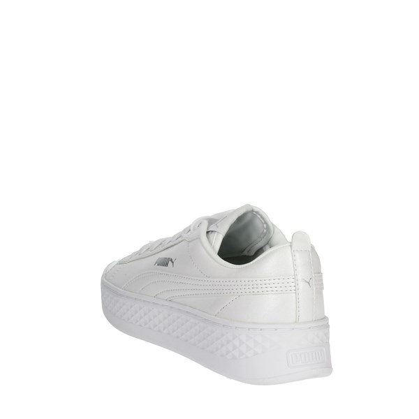 <Puma Shoes Low Sneakers White 366927 01