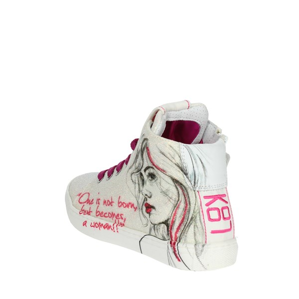 Kool Shoes Sneakers White 205.22