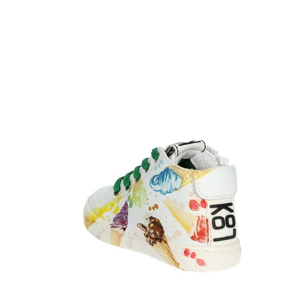 Kool Shoes Sneakers White 180.40