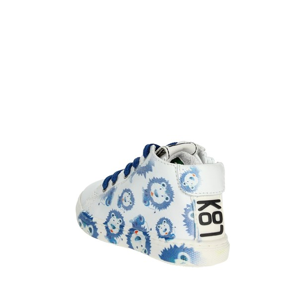Kool Shoes Sneakers White 180.39