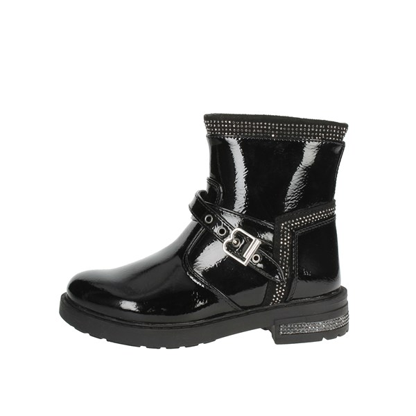 Laura Biagiotti Dolls Shoes Ankle Boots Black 4682