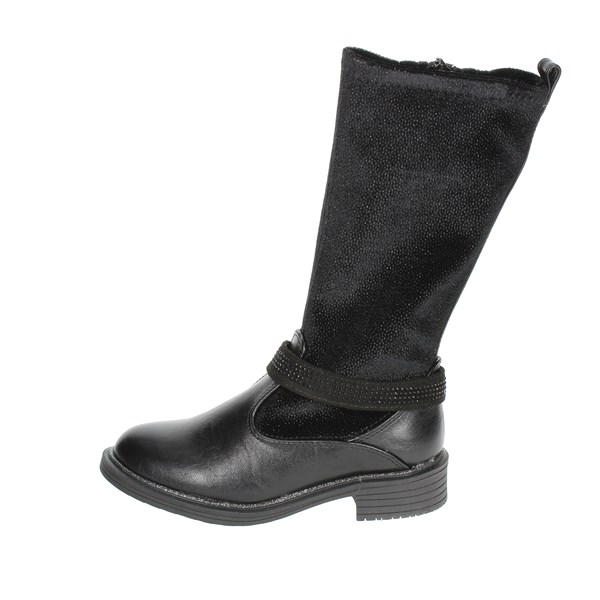 Balducci Shoes Boots Black 67308
