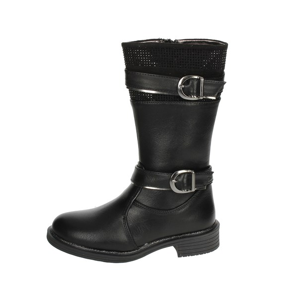 Balducci Shoes Boots Black AG-229