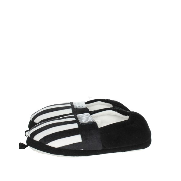 Juventus Shoes Clogs Black S20018
